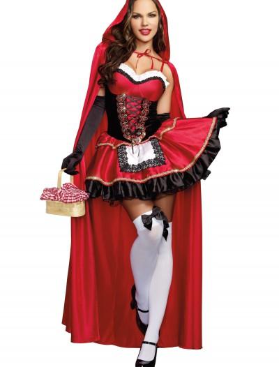 Women's Little Red Costume, halloween costume (Women's Little Red Costume)