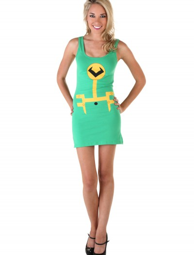 Women's Loki Tunic Tank Dress, halloween costume (Women's Loki Tunic Tank Dress)
