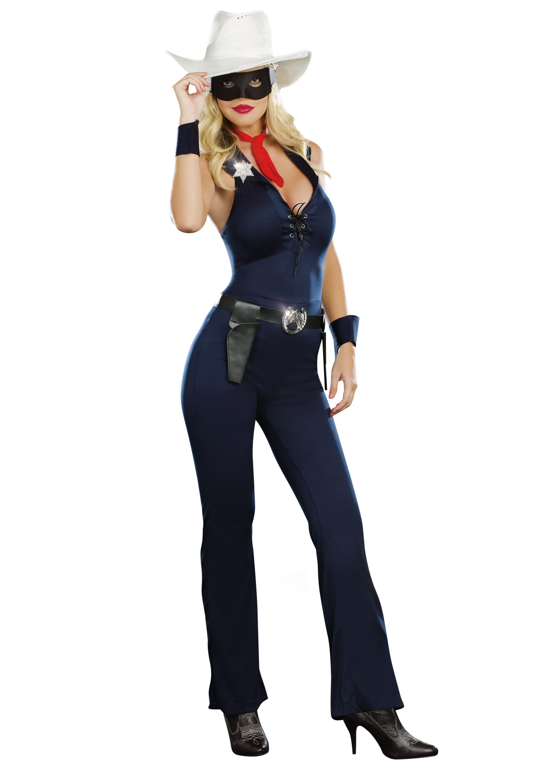 Cop and Prisoner Costumes for Men Women and Kids