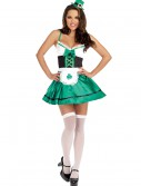 Women's Lucky You Leprechaun Costume, halloween costume (Women's Lucky You Leprechaun Costume)