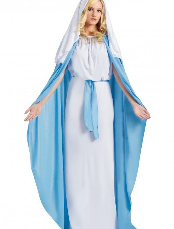 Women's Mary Costume, halloween costume (Women's Mary Costume)