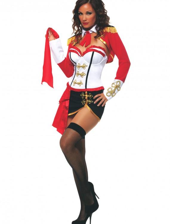 Women's Matador Costume, halloween costume (Women's Matador Costume)