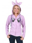 Womens MLP Twilight Face Costume Hoodie, halloween costume (Womens MLP Twilight Face Costume Hoodie)