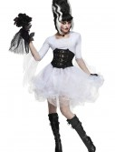 Womens Monster Bride Costume, halloween costume (Womens Monster Bride Costume)