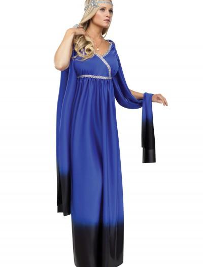 Women's Moon Goddess Costume, halloween costume (Women's Moon Goddess Costume)