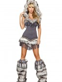 Women's Native American Temptress Costume, halloween costume (Women's Native American Temptress Costume)
