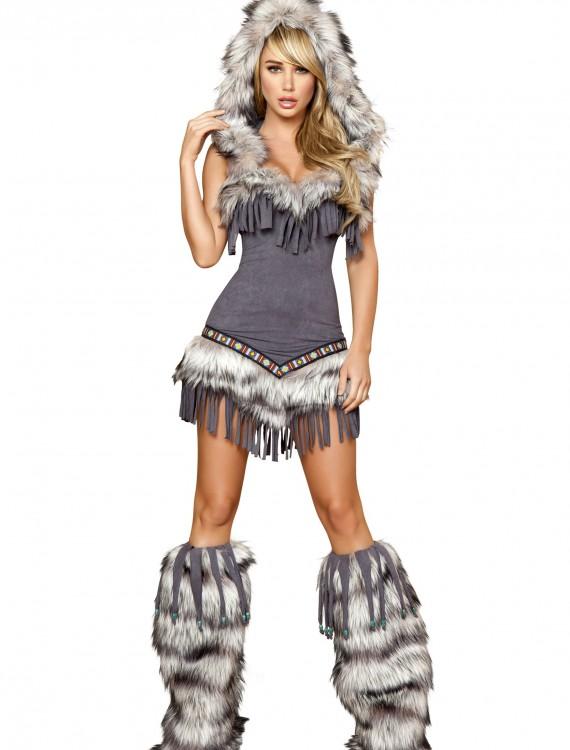 Women's Native American Temptress Costume, halloween costume (Women's Native American Temptress Costume)
