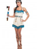Women's Native Princess Costume, halloween costume (Women's Native Princess Costume)