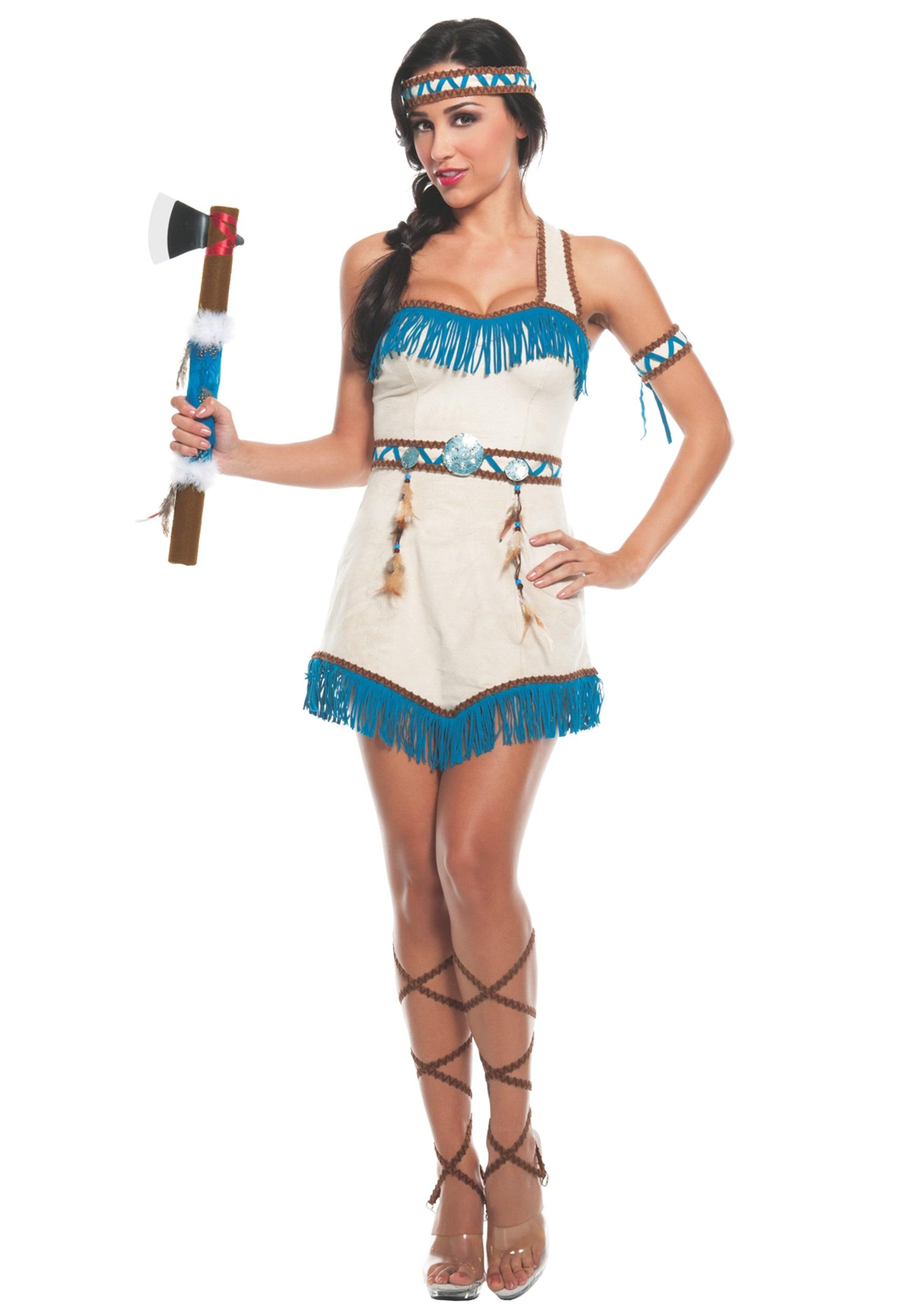 women's native princess costume - halloween costumes