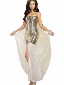 Women's Nefertiti Costume, halloween costume (Women's Nefertiti Costume)