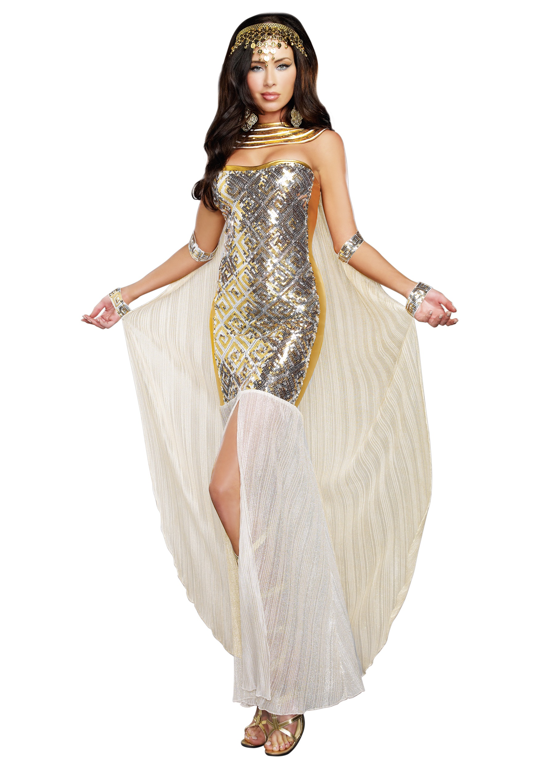 Womenu0027s Nefertiti Costume  sc 1 st  Halloween Costumes & Womenu0027s Nefertiti Costume - Halloween Costumes
