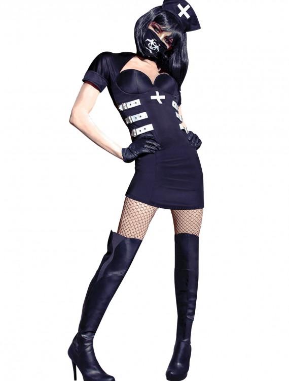 Womens Nurse Delirium Costume, halloween costume (Womens Nurse Delirium Costume)