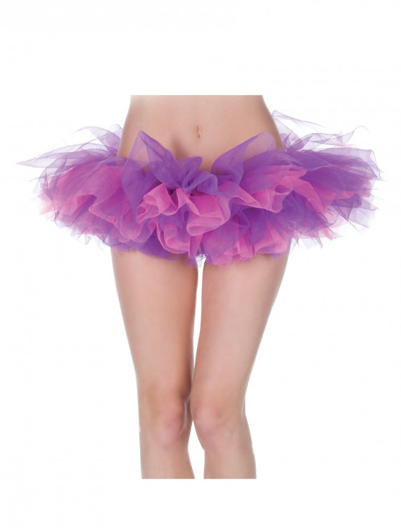 Women's Pink and Purple Tutu, halloween costume (Women's Pink and Purple Tutu)