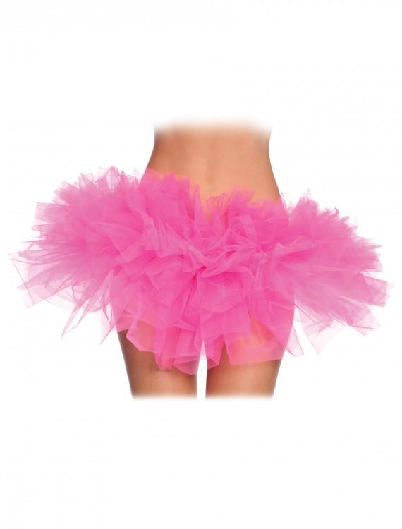 Womens Pink Tutu, halloween costume (Womens Pink Tutu)