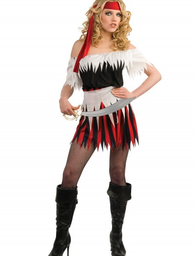 Women's Pirate Costume, halloween costume (Women's Pirate Costume)