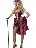 Women's Plus Size Parisian Showgirl Costume, halloween costume (Women's Plus Size Parisian Showgirl Costume)