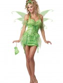 Womens Plus Size Tinkerbell Fairy Costume, halloween costume (Womens Plus Size Tinkerbell Fairy Costume)