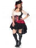 Women's Plus Size Wicked Wench Costume, halloween costume (Women's Plus Size Wicked Wench Costume)