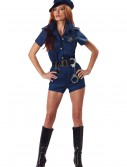 Women's Police Officer Costume, halloween costume (Women's Police Officer Costume)