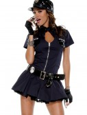 Women's Police Playmate Costume, halloween costume (Women's Police Playmate Costume)