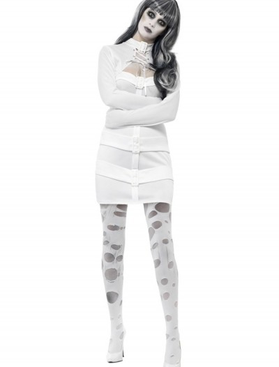 Womens Psychotic Nympho Costume, halloween costume (Womens Psychotic Nympho Costume)