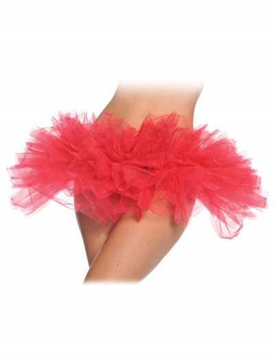 Womens Red Tutu, halloween costume (Womens Red Tutu)