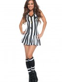 Womens Referee Costume, halloween costume (Womens Referee Costume)