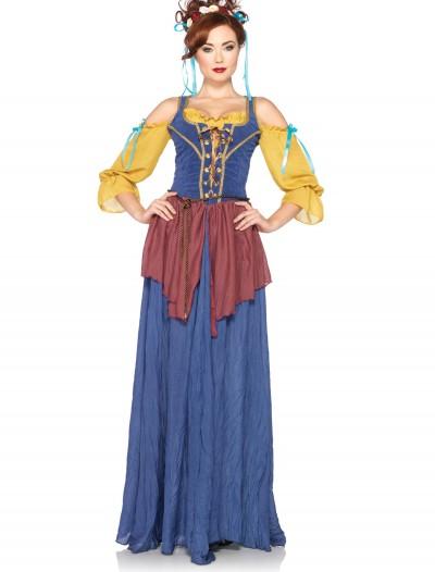 Women's Renaissance Wench Costume, halloween costume (Women's Renaissance Wench Costume)