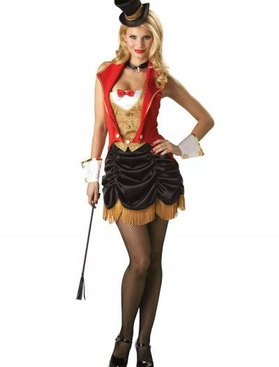 Womens Ring Master Costume, halloween costume (Womens Ring Master Costume)