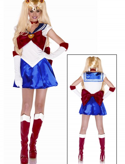 Womens Sailor Moon Costume, halloween costume (Womens Sailor Moon Costume)