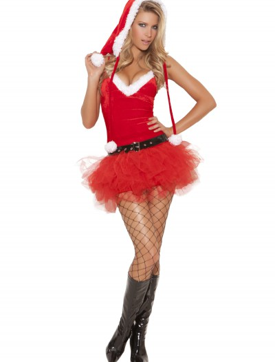 Women's Santa Sweetie Costume, halloween costume (Women's Santa Sweetie Costume)