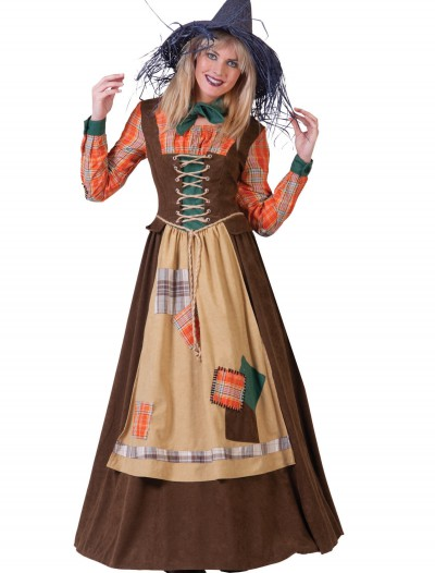 Women's Scarecrow Costume, halloween costume (Women's Scarecrow Costume)