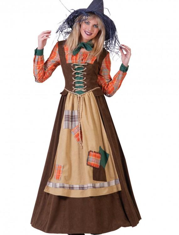 Women's Scarecrow Costume, halloween costume (Women's Scarecrow Costume)