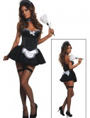 Women's Seductive Maid Costume, halloween costume (Women's Seductive Maid Costume)