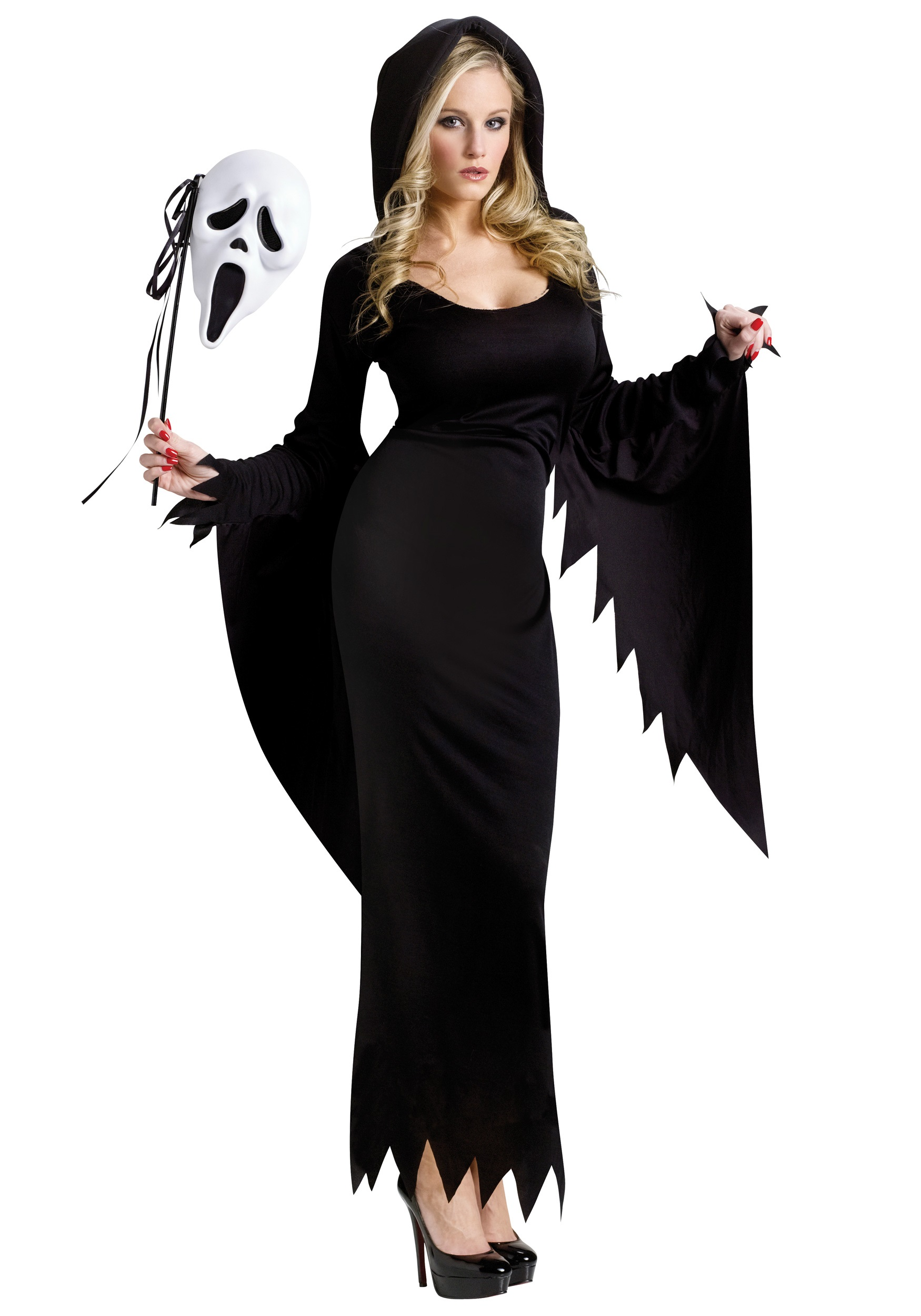 Костюм на хэллоуин своими руками пиковой дамы