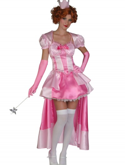 Womens Sexy Pink Witch Costume, halloween costume (Womens Sexy Pink Witch Costume)