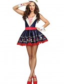 Women's Shore Thing Sailor Costume, halloween costume (Women's Shore Thing Sailor Costume)