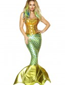 Womens Siren of the Sea Costume, halloween costume (Womens Siren of the Sea Costume)