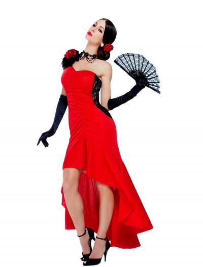 Womens Sizzling Senorita Costume, halloween costume (Womens Sizzling Senorita Costume)