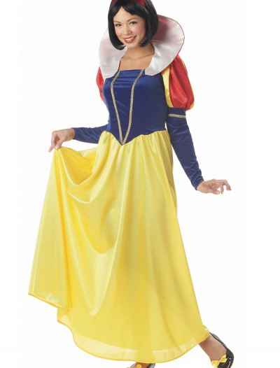 Women's Snow White Costume, halloween costume (Women's Snow White Costume)
