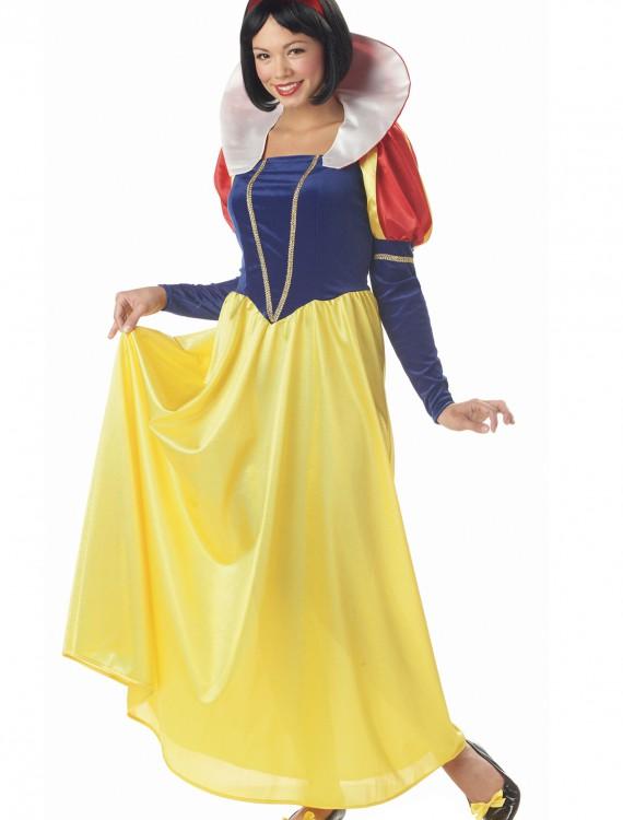 Women's Snow White Costume, halloween costume (Women's Snow White Costume)