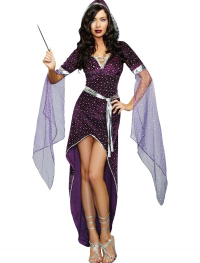 Women's Sorcery & Seduction Costume, halloween costume (Women's Sorcery & Seduction Costume)