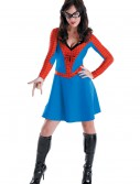 Womens Spider Girl Costume, halloween costume (Womens Spider Girl Costume)