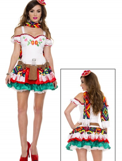 Women's Tequila Princess Costume, halloween costume (Women's Tequila Princess Costume)