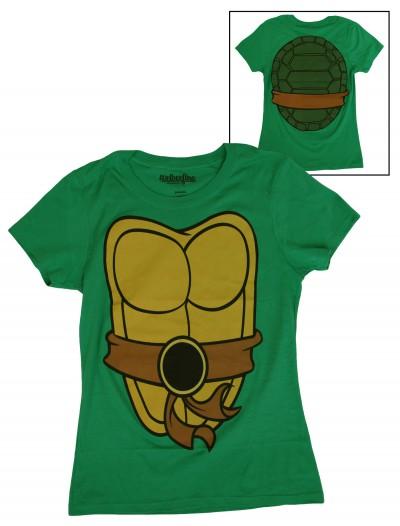 Womens TMNT Costume T-Shirt, halloween costume (Womens TMNT Costume T-Shirt)