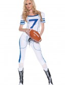 Womens Touchdown Football Costume, halloween costume (Womens Touchdown Football Costume)