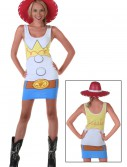 Women's Toy Story Jessie Tunic Tank, halloween costume (Women's Toy Story Jessie Tunic Tank)