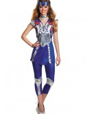 Womens Transformers 4 Optimus Prime Costume, halloween costume (Womens Transformers 4 Optimus Prime Costume)