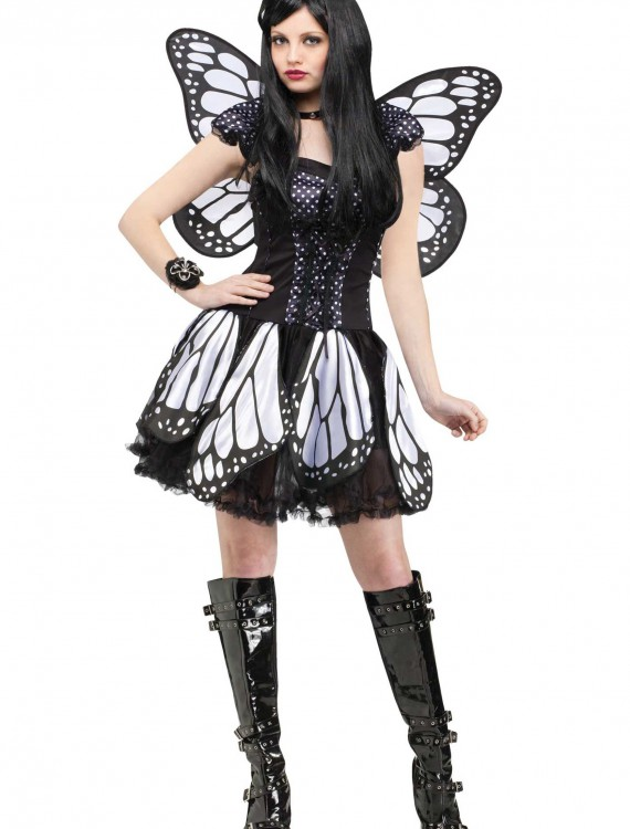 Womens Twilight Butterfly Costume, halloween costume (Womens Twilight Butterfly Costume)