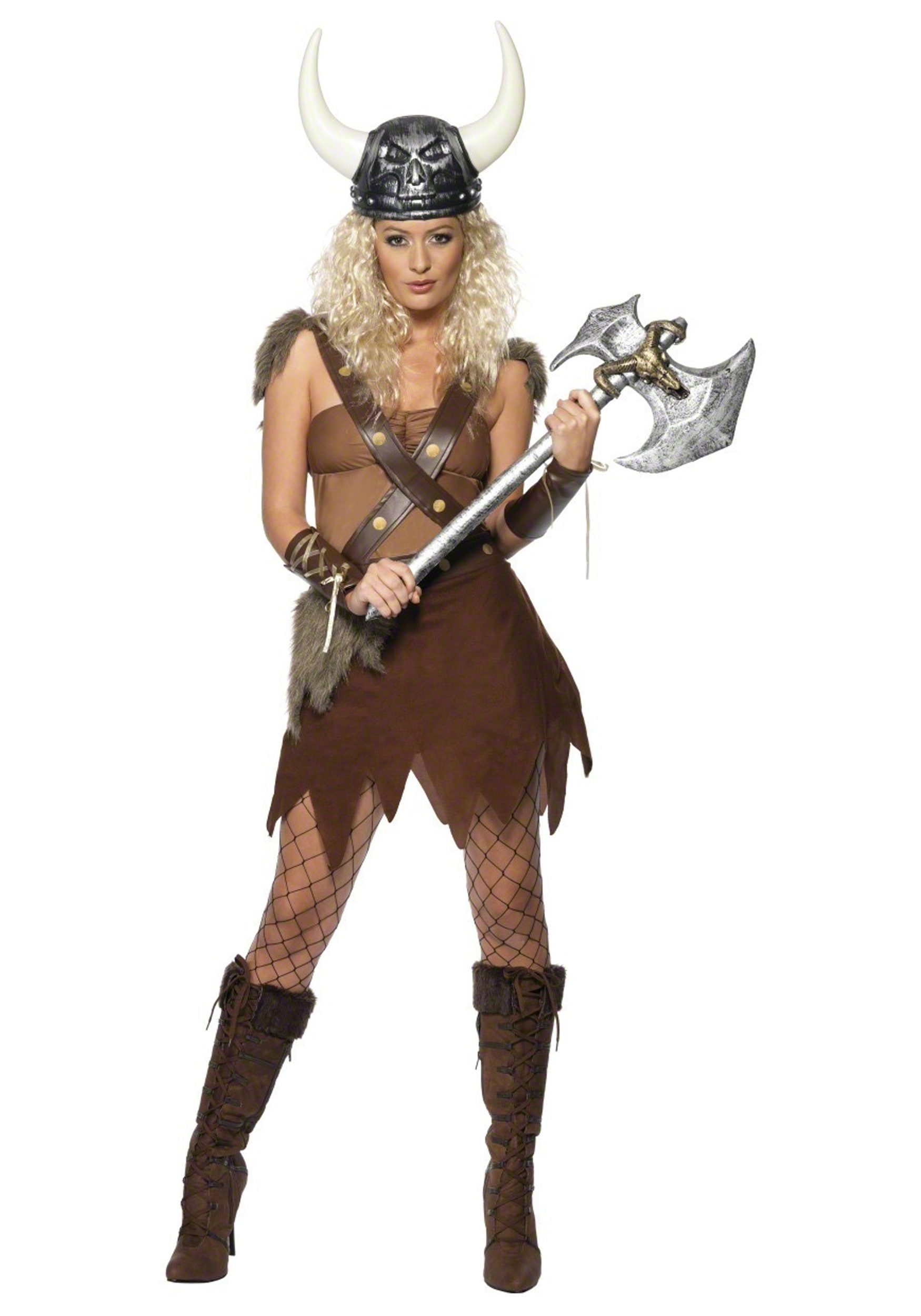 womens viking warrior costume